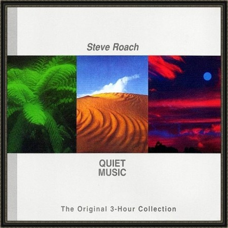 Steve Roach - Quiet Music (3 CD, 2011)