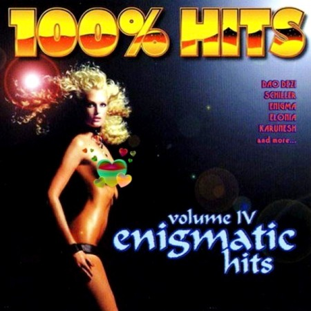 100% Hits. Enigmatic Hits. Vol. 4 (2001)