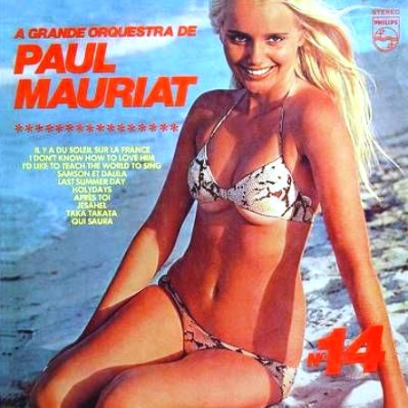 Paul Mauriat - No. 14 (1972/2003)