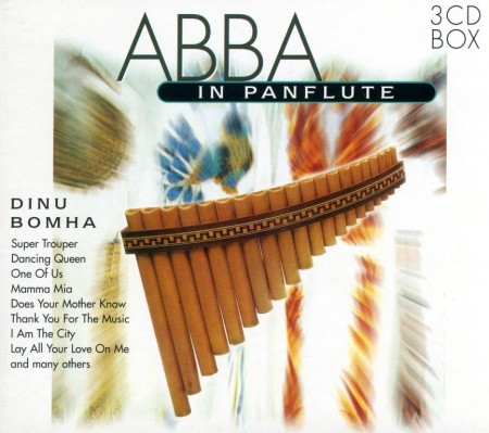 Dinu Bomha - ABBA In Panflute (3 CD  Box, 2001)