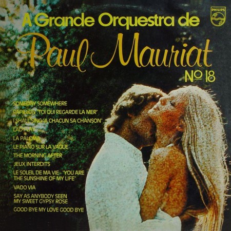 Paul Mauriat - No. 18 (1974/2003)