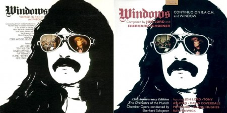 Jon Lord - Windows (1974/1987 & 1999 25th Anniversary Remastered Edition)