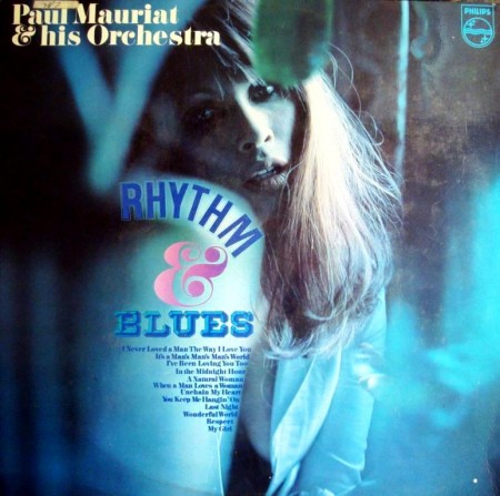 Paul Mauriat - Rhythm & Blues (England) (1969)