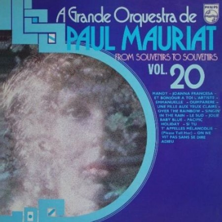 Paul Mauriat - From Souvenirs To Souvenirs/No. 20 (1975 Japan)