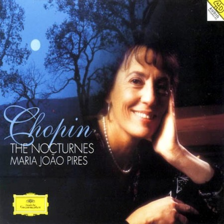 Maria Joao Pires - Chopin. The Complete Nocturnes (2 CD, 1996)