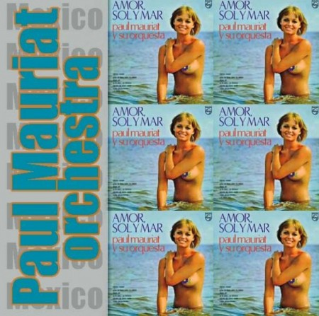 Paul Mauriat - Aor, Sol Y Mar (1970)