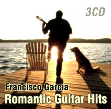 Francisco Garcia - Romantic Guitar Hits (3 CD, 1993)