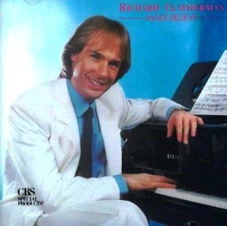Richard Clayderman - Make Believe (1985/1995 Remastered) MP3 & FLAC