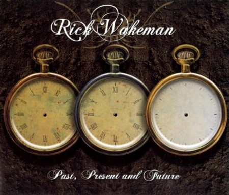 Rick Wakeman - Past, Present And Future (3 CD, 2009)