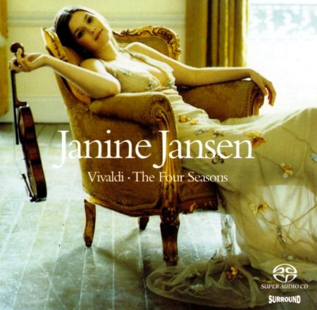 Janine Jansen - Vivaldi: The Four Seasons (2004) FLAC