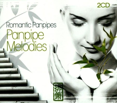 Ray Hamilton Orchestra - Romantic Panpipes: Panpipes Melodies (2 CD, 2009)