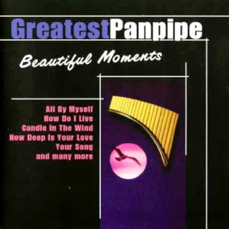 Ricardo Caliente - Greatest Panpipe. Beautiful Moments (2005)