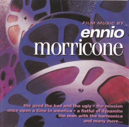 Ennio Morricone - Film music by[1993] MP3  320 kbps