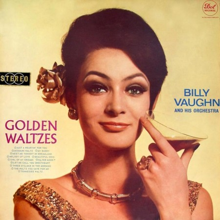 Billy Vaughn - Golden Waltzes (1960)
