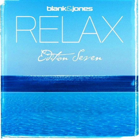Blank & Jones - Relax: Edition Seven (2 CD, 2012)