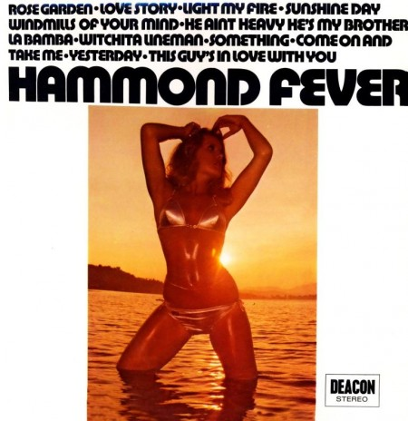 Gerry Moore - Hammond Fever/The Gerry Moore Organ-isation – Super-Hammond (1971/1973)