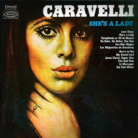 Caravelli - She's A Lady (1971)