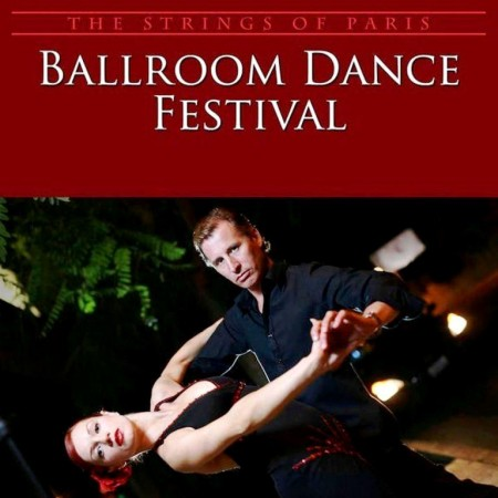 The Strings Of Paris Orchestra - Ballroom Dance Festival (1988)