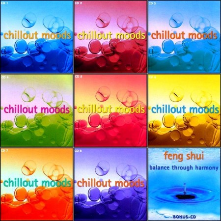 Chillout Moods. Complete 9 CD Collection (2001)
