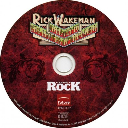 Rick Wakeman - Journey To The Centre Of The Earth (2012)