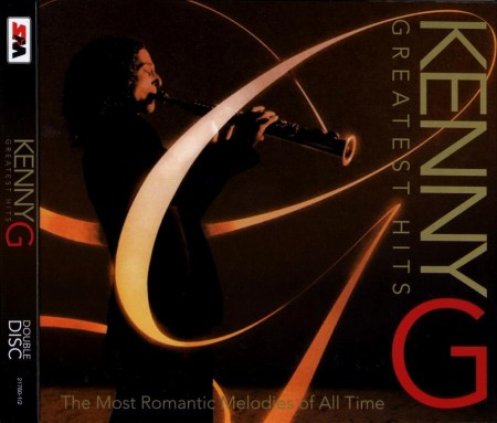 Kenny G - Greatest Hits [Star Mark Compilations] (2 CD, 2009)
