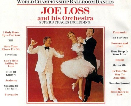 Joe Loss And His Orchestra - World Championship Ballroom Dances (2 CD, 1991)