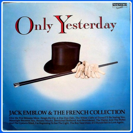 Jack Emblow - Only Yesterday (1988)