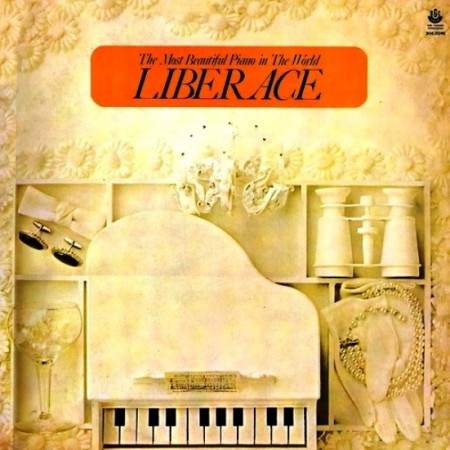 Liberace - The Most Beautiful Piano In The World (1975)