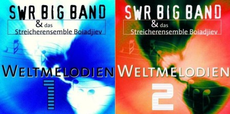 SWR Big Band - Weltmelodien 1-2 (2004)