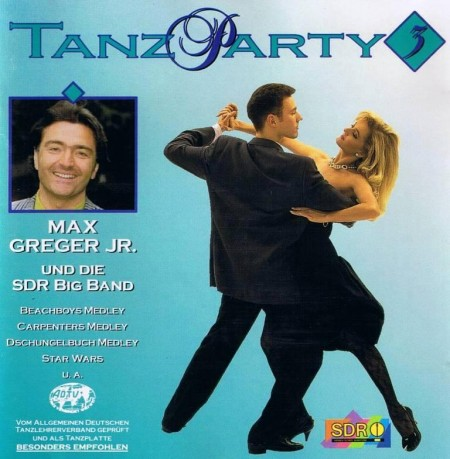 Max Greger jr. - Tanzparty 3 (1994)