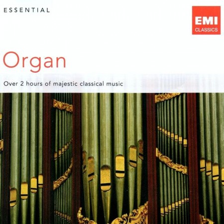 Essential Organ (2 CD, 2011)