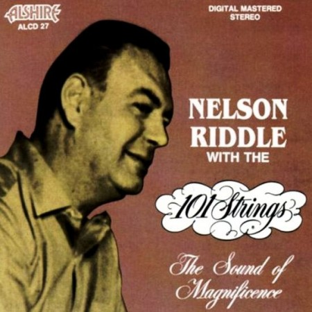 101 Strings Orchestra - Tribute To Nelson Riddle (1970)