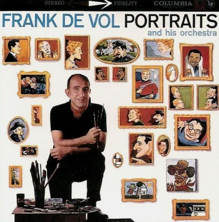 Frank De Vol And His Orchestra - Portraits (LP, 1958)