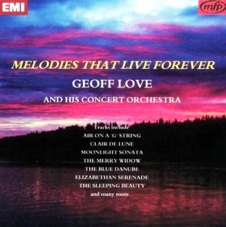 Geoff Love - Melodies That Live Forever (2 CD, 1992)