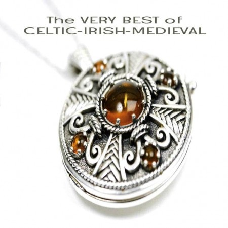 Medwyn Goodall - The Very Best Of Celtic-Irish-Medieval (2013)