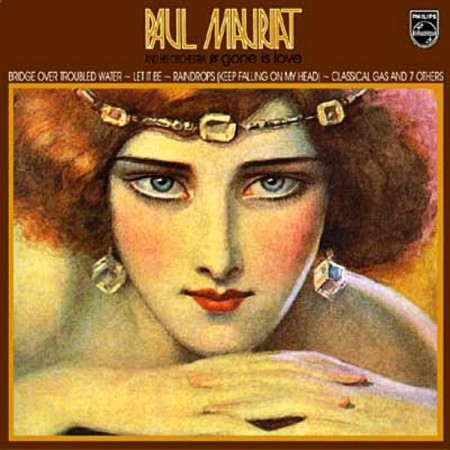 Paul Mauriat - Gone Is Love (1970)