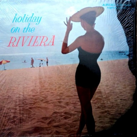 Caesar Giovannini - Holiday On The Riviera (LP, 1978)