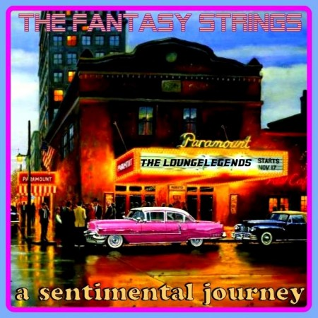 The Fantasy Strings - A Sentimental Journey (1993)