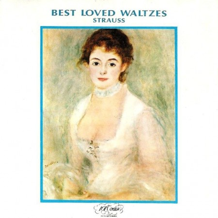 The 101 Strings Orchestra - Best Loved Waltzes - Strauss (1990)
