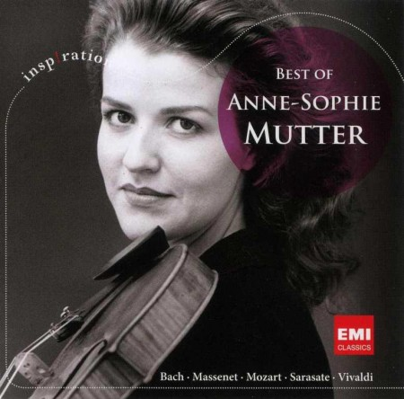 Anne-Sophie Mutter - Best Of (2011) FLAC