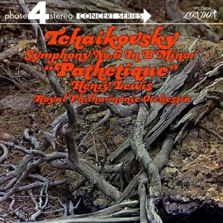 Henry Lewis & Royal Philharmonic Orchestra - Tchaikovsky Symphony No. 6 In B Minor Pathetique (1968)