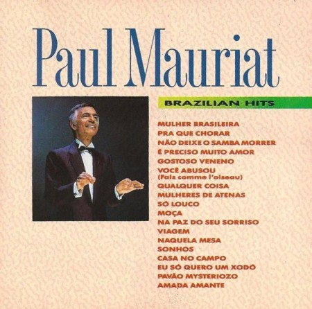 Paul Mauriat - Brasilian Hits (1992)