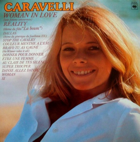 Caravelli - Woman In Love (1981)