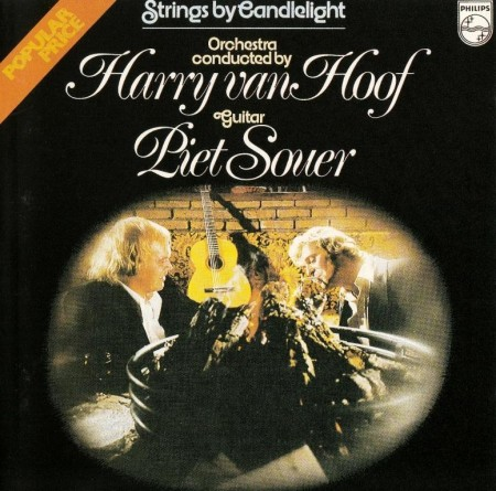 Piet Souer & Harry Van Hoof - Strings By Candlelight (1976) FLAC
