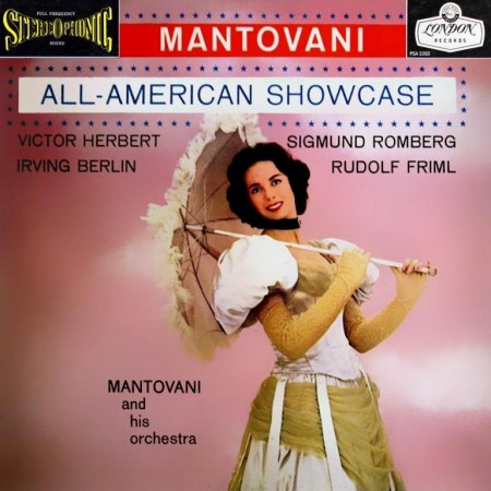 Mantovani - All-American Showcase (1959)