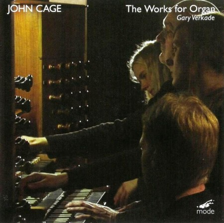 Gary Verkade -  Cage: The Works For Organ (2 CD, 2013) FLAC