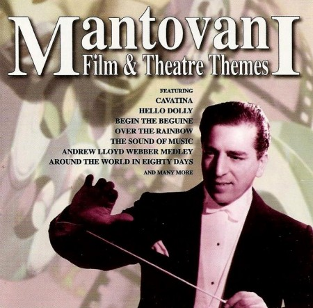 Mantovani - Film & Theatre Themes (1998)