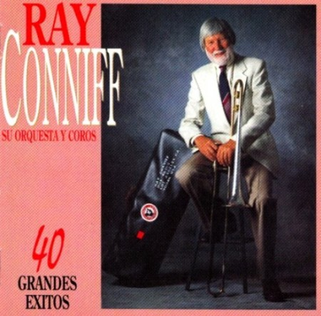 Ray Conniff - 40 Grandes Exitos (2 CD, 1994)