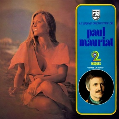 Paul Mauriat - Tombe La Neige (2 LP, 1975)
