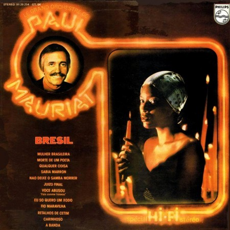 Paul Mauriat - Bresil (LP, 1977)